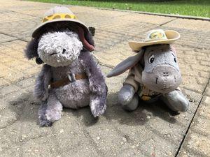 Disney World Adventure Eeyore - Set of 2 for Sale in Palos Park, IL