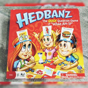 Hedbanz Board Game for Sale in Saginaw, TX