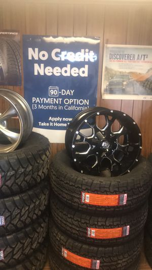 Wheels and tires for Sale in Utica, OH