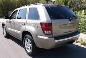 Wonderful 2006 Jeep Grand Cherokee 4WDWheels Clear for Sale in Lubbock, TX