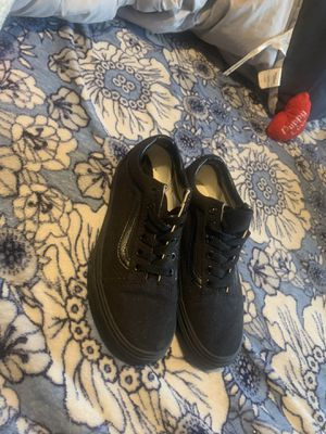Women's size 7 vans for Sale in Eugene, OR