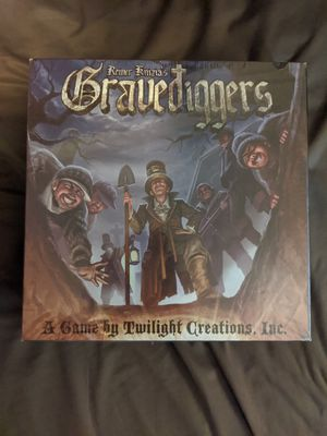 Board game. Gravediggers for Sale in Seattle, WA