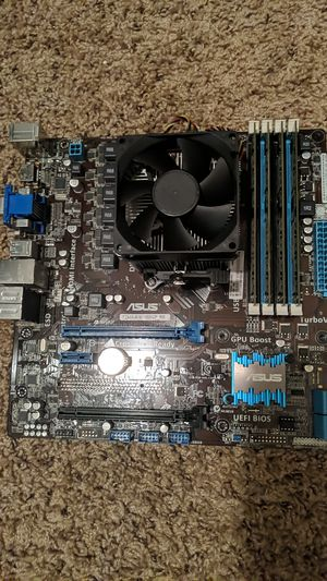 Used PC parts check description for model names. Price negotiable on all items. for Sale in Baton Rouge, LA