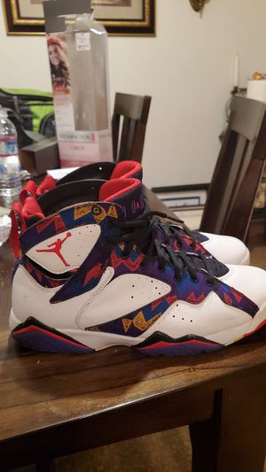 Jordan's 7 's retro size 8.5 for Sale in Stockton, CA
