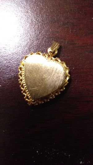 14k gold pendent for Sale in Boston, MA
