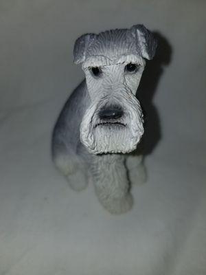 Schnauzer figurine for Sale in Fort Worth, TX