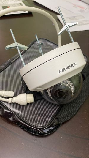 HIKVISION IR NETWORK CAMERA for Sale in Lawrence, MA
