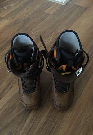 Burton snowboard boots size 9 for Sale in Alexandria, VA