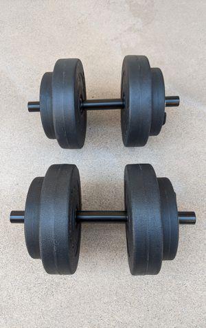 💪 NEW 20 lb Adjustable Dumbbells for Sale in Encinitas, CA