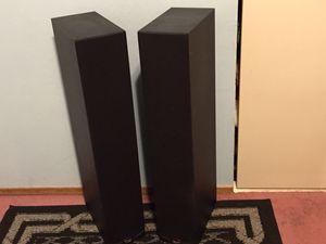 Klipsch Floor standing speakers for Sale in Manteca, CA