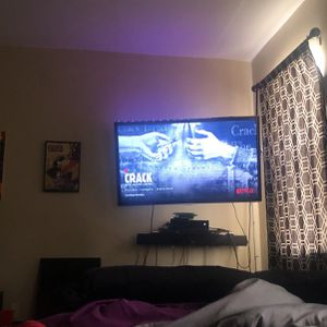 55 Inch Samsung Tv for Sale in Tampa, FL