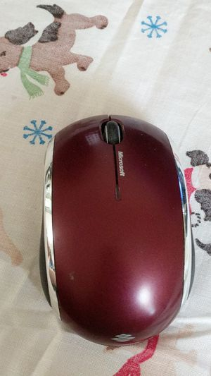 Missing usb plug . Microsoft wireless mouse model 1383 for Sale in Norfolk, VA