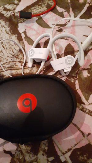 Power beats by Dre bluetooth headphones for Sale in Bakersfield, CA