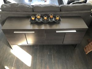 Console table/entryway console for Sale in Chicago, IL