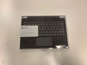 Microsoft - Surface Pro Signature Type Cover - Platinum for Sale in Tacoma, WA