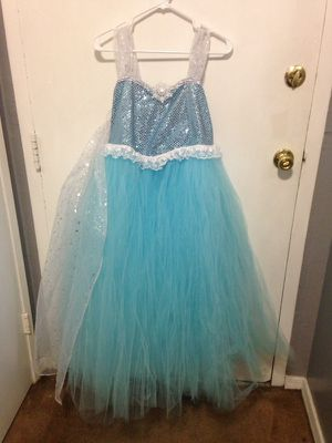 Handmade Elsa Dress for Sale in Rowland Heights, CA