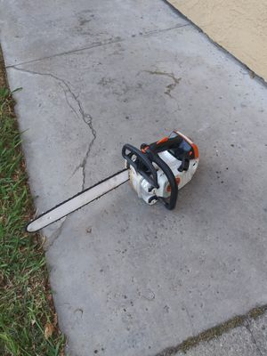 Stihl chainsaw 193 for Sale in Los Angeles, CA