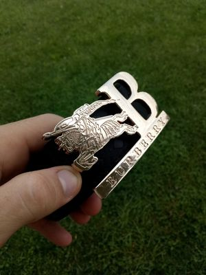 Reverseable Burberry belt for Sale in Columbus, OH