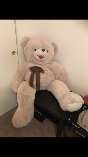 5 foot teddy bear for Sale in Chandler, AZ
