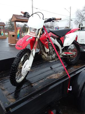 2004 Honda 450 motorcycle for Sale in Tecumseh, MI
