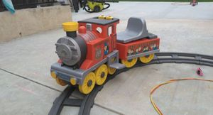 Peg perego Kid ride on train power wheels for Sale in Chula Vista, CA