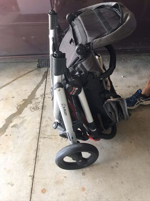 Brutal b ready. Aluminum. Will include extra seat for double stroller for Sale in Grafton, OH