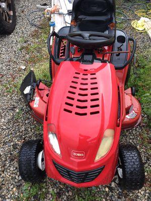 2007 toro lx460 lawn tractor riding lawn mower for Sale in Fife, WA