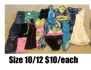 Kids size 10/12 clothes for Sale in Germantown, MD