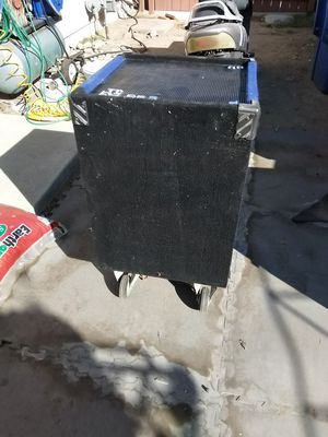 15 inch subwoofers passive for Sale in Rancho Cucamonga, CA
