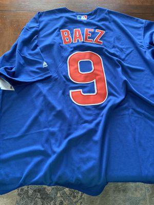 Javy Baez Chicago Cubs Jersey XL for Sale in Aurora, IL
