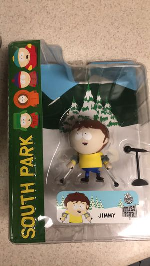 South Park jimmy toy collectible for Sale in Atlanta, GA