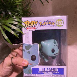 Bulbasaur Pokémon Funko POP for Sale in Sacramento, CA
