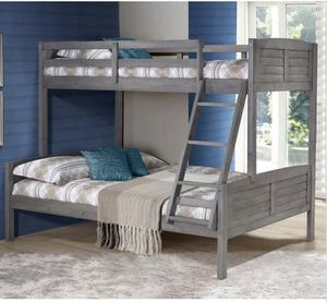 Antique grey bunk bed for Sale in Cathedral City, CA