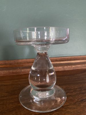 Glass Candle Holder for Sale in Washington, IL