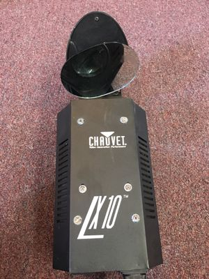 CHAUVET DJ EQUIPMENT LX10 LED bcp4615 for Sale in Huntington Beach, CA
