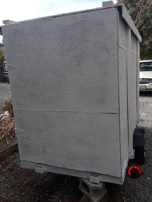 Newly Rebuilt Cargo Trailer for Sale in Seattle, WA