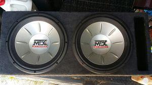 Sub,amp,crossover for Sale in Chula Vista, CA