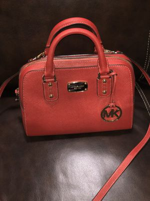 Michael Kors Small Leather Satchel for Sale in Scottsdale, AZ