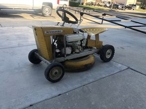 Vintage Mustang Mower for Sale in Westlake Village, CA