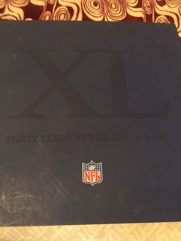 40 years of the super bowl nfl tribute