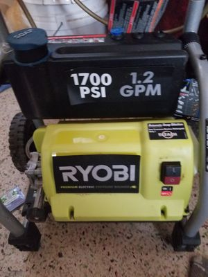 Ryobi pressure washer for Sale in Fresno, CA