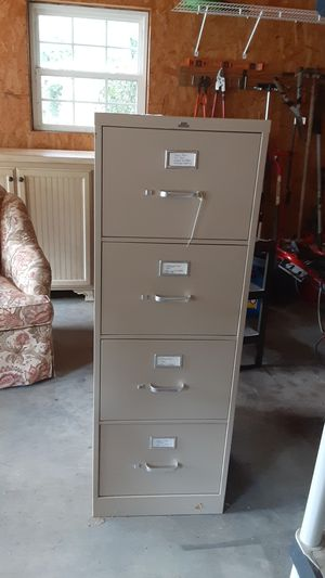 Metal file cabinet for Sale in Gallatin, TN