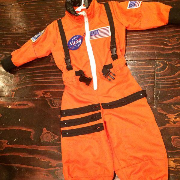 NASA toddlers Astronaut Costume
