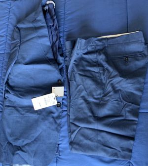 SELL TODAY - Men's BRAND NEW ZARA Suit sz 42R, 34x34 Pants for Sale in Queens, NY