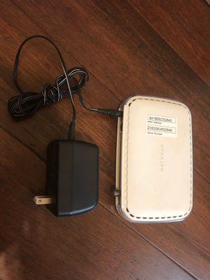 Modem Netgear cable modem CMD31T with power cord for Sale in Spring, TX