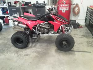 06 Trx450er with kicker for Sale in Vancouver, WA