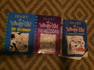 Diary of a wimpy kid for Sale in Madera, CA