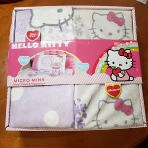 Hello kitty micro mink for Sale in San Leandro, CA