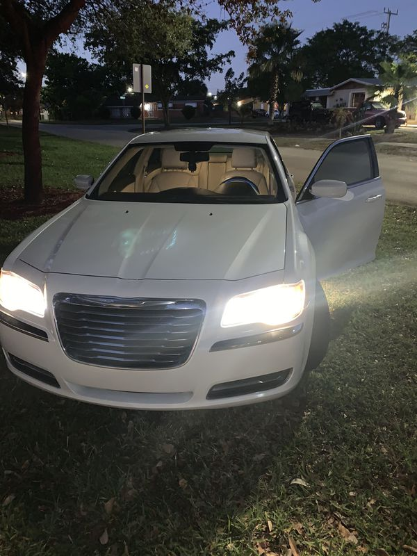 Chrysler's 300
