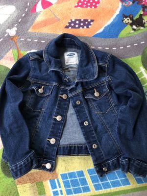 3t Old Navy Blue Jean Jacket for Sale in Alexandria, LA